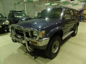 1997 Toyota Hilux Surf SSS-R 4 Speed Automatic Wagon Miller Liverpool Area Preview