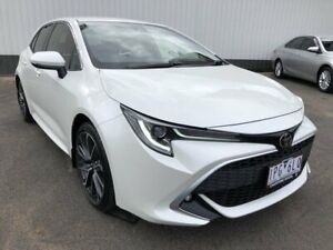 2019 Toyota Corolla Mzea12R ZR White 10 Speed Constant Variable Hatchback Oakleigh Monash Area Preview