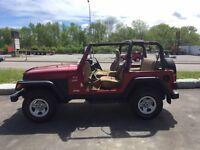 1998 Jeep Wrangler TJ-Cert/Etested