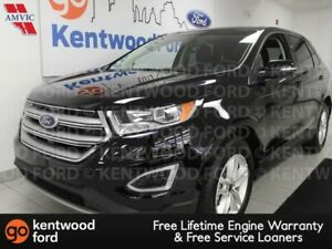 2018 Ford Edge SEL AWD ecoboost, heated power seats and back up