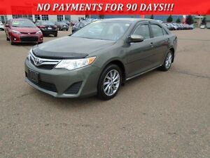 2012 Toyota Camry LE Upgrade