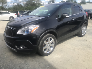 2016 Buick Encore Leather AWD *Warranty* $156 Bi-Weekly OAC