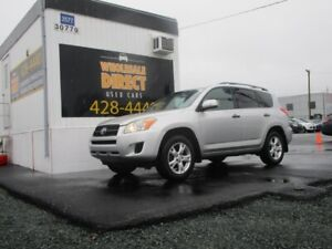 2010 Toyota RAV4 SUV 4WD 2.5 L*COMES WITH SPARE SET OF TIRES ON