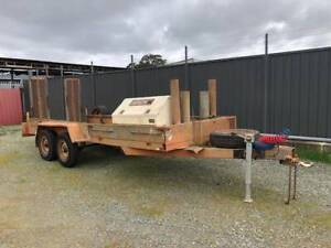 STEEL PLANT TRAILER FOR SALE Kenwick Gosnells Area Preview