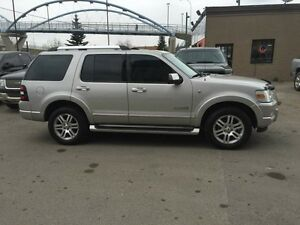2007 Ford Explorer Limited 4dr 4x4