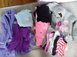 25+ Piece Girl Clothes (3-5t)