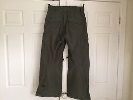 Snowboard trousers,green, for men byTHE NORTH FACE