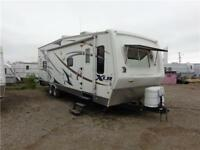 2008 Forest River XLR 29 XS, Toy Box Calgary Alberta Preview