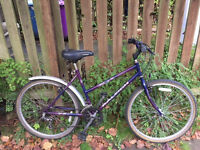 26 Inch ladies Raleigh bike for sale