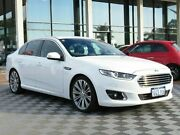 2015 Ford Falcon FG X G6E Turbo White 6 Speed Sports Automatic Sedan Alfred Cove Melville Area Preview