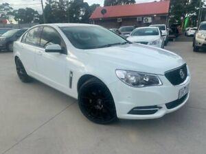 2016 Holden Commodore VF II MY16 Evoke White 6 Speed Sports Automatic Sedan Dandenong Greater Dandenong Preview