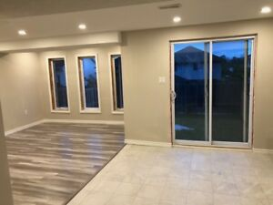 1.5 bedroom walkout basement for rent 5 minutes from U of Guelph