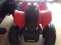 Kids atv Can-Am 90cc.......$1350 priced to sell.....