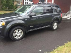 2008 Ford Escape VUS XLT