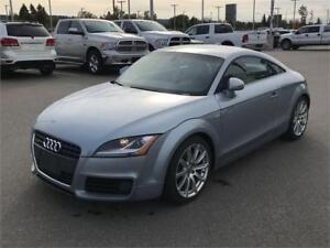 2010 Audi TT 2.0T $159 Bi-Weekly Leather Heated Seats, BlueTooth