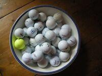 x30 Golf Balls- used