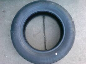 175/65/14 86t tire, Continental brand, £10 contact 07763119188