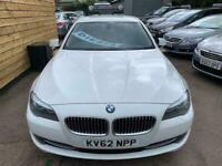 2012 BMW 5 Series 2.0 520d ED EfficientDynamics 4dr Saloon Diesel Manual