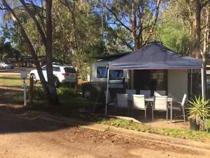 On Sit Caravan and Annexe Echuca Campaspe Area Preview