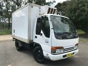 2001 Isuzu N Series NKR 200 White Cab Chassis Rooty Hill Blacktown Area Preview