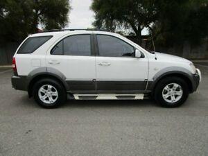 2007 Kia Sorento BL EX 5 Speed Tiptronic Wagon Clearview Port Adelaide Area Preview
