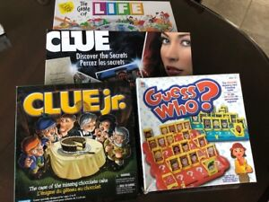 Games  Great for Family Fun at the cottage or Nan and Pop's