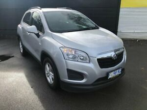 2016 Holden Trax TJ MY16 LS Nitrate 6 Speed Automatic Wagon Invermay Launceston Area Preview