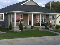 Lovely One Floor Home on St. Clair River