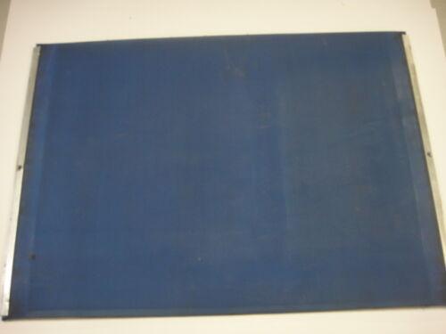 "Blanket with Bars, Center Hole 19 1/2"" AR x 13 5/8"" AC, Part #BL3308558"