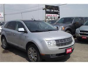2009 Lincoln MKX**ACCIDENT FREE** 3 YEARS POWER TRAIN WARRANTY**