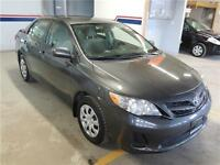 2011 TOYOTA COROLLA CE POWER WINDOWS & LOCK, NO ACCIDENT, 85 KM
