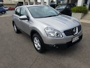 2008 Nissan Dualis J10 Ti X-tronic AWD Silver 6 Speed Constant Variable Hatchback Bridgewater Adelaide Hills Preview