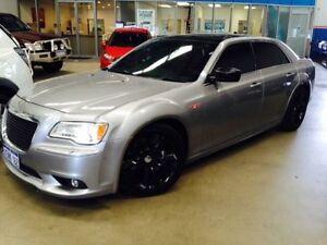 2014 Chrysler 300 SRT8 Core Silver 5 Speed Automatic Sedan Beckenham Gosnells Area Preview