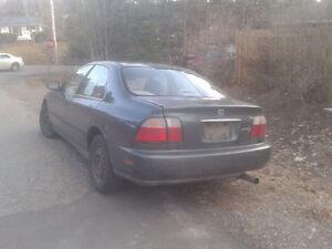 1996 Honda Accord Sedan