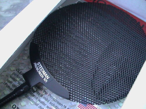 STEDMAN POP FILTER PS101 PROSCREEN 101 - PRO MICROPHONE POP SCREEN FILTER NEW  - $36.99
