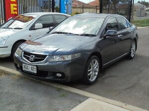 2005 Honda Accord Euro Luxury Graphite Grey 5 Speed Sequential Auto Sedan Albert Park Charles Sturt Area Preview