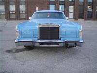 1978 LINCOLN CONTINENTAL TOWN CAR, MUST SEE,REAR TO FIND