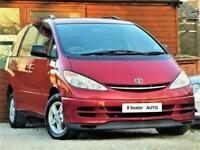 bf624abfbdf38a 8 Seater AUTO -- TOYOTA Previa   Estima 2.4 GLS Automatic -- UK Car