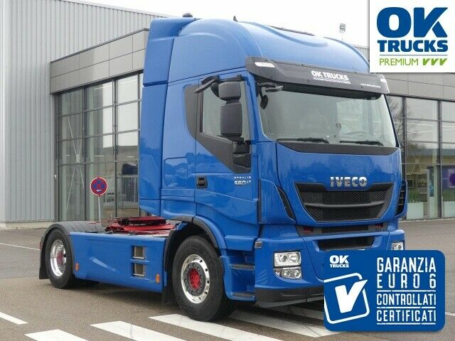 Iveco Stralis AS440S56T/P