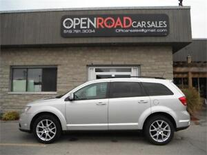 2011 Dodge Journey SXT * SUNROOF * CERTIFIED * NO ACCIDENTS *