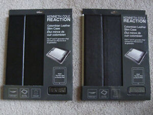 ** BRAND NEW ** Kenneth Cole Reaction leather case for iPad