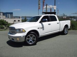 2016 RAM 1500 Laramie WITH RAM BOX (6FT 4IN BOX, HEATED/COOLED L
