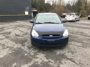 2007 HYUNDAI  ACCENT safety