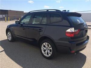2009 BMW X3 30i - 97990 KMS With Panoramic Roof
