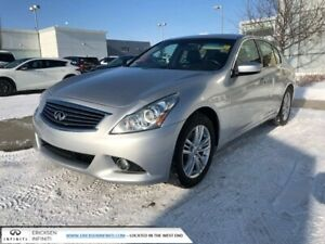 2010 Infiniti G37 Sedan X/Rear View Camera/Cruise Control