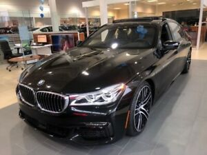 2019 BMW 7 Series 740Le xDrive