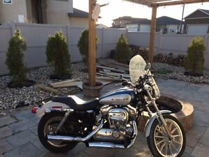 Spring is coming Great Harley Sportster For sale