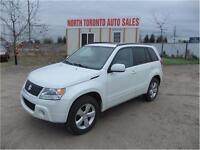2009 Suzuki Grand Vitara JLX 4WD/ LEATHER/ ROOF