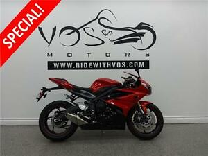 2015 Triumph Daytona 675 - V2285 -  **Financing Available