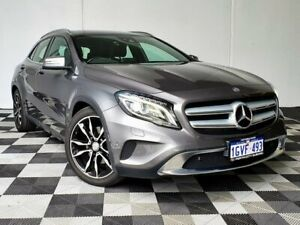 2016 Mercedes-Benz GLA-Class X156 807MY GLA250 DCT 4MATIC Grey 7 Speed Sports Automatic Dual Clutch Victoria Park Victoria Park Area Preview